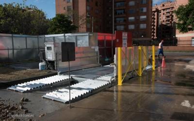 entrega BRIDGE 400 EX – Bogotá