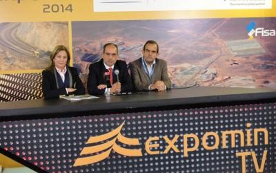 EXPOMIN 2014 – Santiago