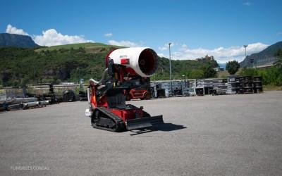 presentación TAF20 – Bolzano