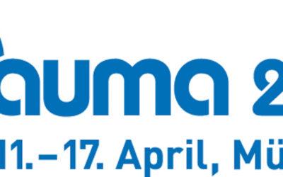 BAUMA 2016 – Múnich