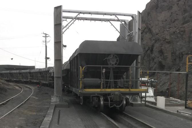 arco lavado trenes